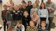 GBS De Schakel maakt klaskrant voor drie goede doelen