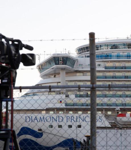 88 nouveaux cas positifs détectés à bord du Diamond Princess