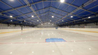Tijdelijke schaatspiste Ruggeveld binnenkort open voor grote publiek