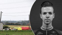 """Jonge renner (20) laat het leven in oefenkoers Wortegem-Petegem, geen onderzoek naar overlijden: """"Niels liet zich twee weken geleden nog screenen"""""""