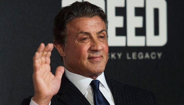 Politieverslag: Stallone dwong 16-jarig meisje tot een trio