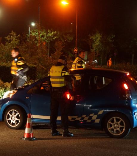 Politie bekeurt beschonken automobilisten in Waalwijk en Kaatsheuvel