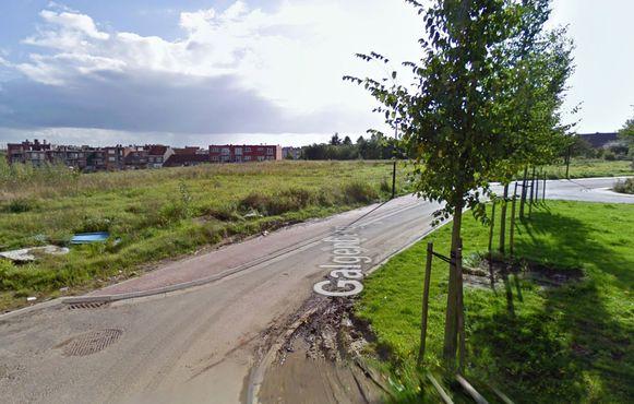 De nieuwe verkaveling in Zellik krijgt de naam Sint-Corijnsweg.