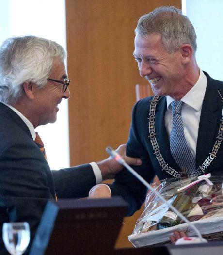 Onno Hoes doet ambtsketen Maastricht definitief af