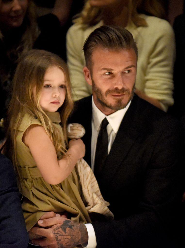 David Beckham Beeld Getty Images North America