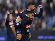 Napoli moeizaam naar zesde overwinning op rij