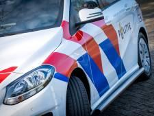 Dronken man kotst politieauto onder in Nijkerk