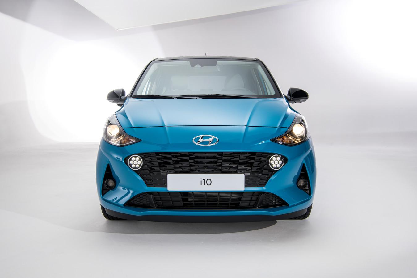 De nieuwe Hyundai i10