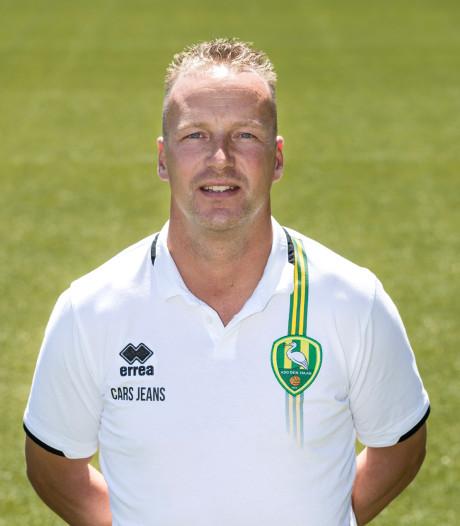 ADO stuurt assistent-trainer De Graaf weg na ruzie met Gorter