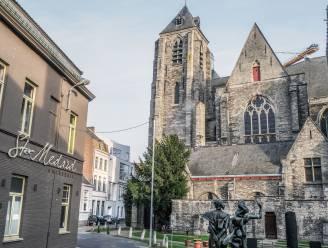 Dief op heterdaad betrapt in Onze-Lieve-Vrouwekerk