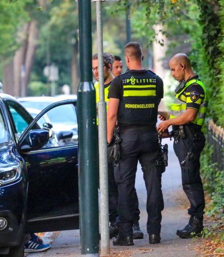 Politie deelt corrigerende tik uit na agressief en 'levensgevaarlijk rijgedrag'