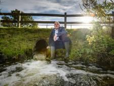 Stinkende rioolwaterzuivering in Tubbergen: 'Tampons drijven in de beek'