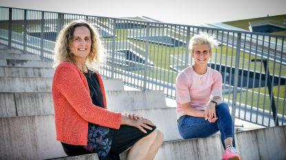 INTERVIEW. Ex-judoka's Heidi Rakels en Ann Simons die hun mannetje staan in de ICT-wereld