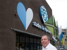 Hart vol supportersnamen levert De Graafschap 30.000 euro en een geëmotioneerde directeur op