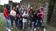 Jongeren en artiesten creatief rond oorlog tijdens project Con-Front