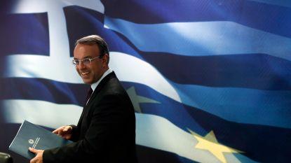 Ook Grieken krijgen geld om te lenen