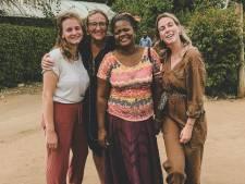 Rachel, Jet en Simone hebben Kenia in hun hart gesloten en laten dat zien met een boek