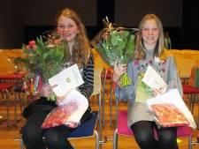Luna Herder uit Wijhe wint Voorleeswedstrijd Salland