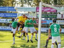 UNA doet zichzelf tekort met nederlaag bij Westlandia