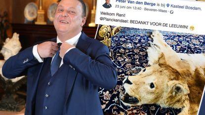 """""""Die vent zou onder grond moeten kruipen van schaamte"""": Peter Van den Berge zet kwaad bloed met leeuwengrap"""