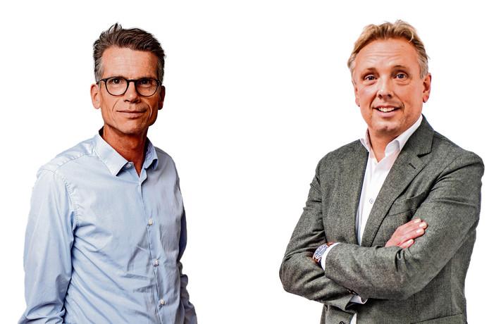 Hans Nijenhuis en Paul van den Bosch