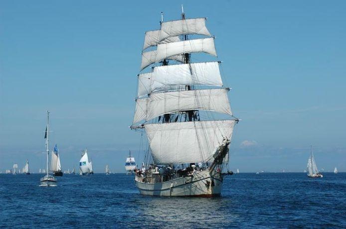 Tallship Astrid