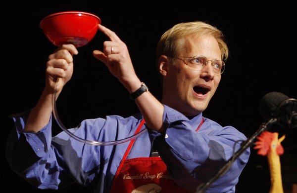 Omstreden voedingsprof Brian Wansink stapt op na intern onderzoek