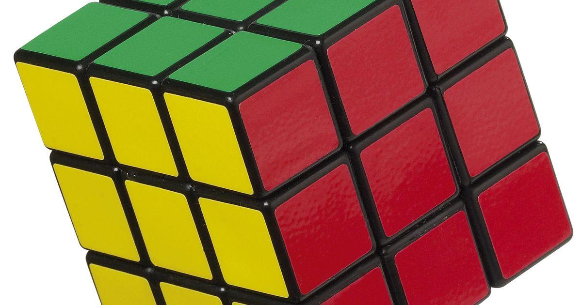 ed43e5d07f2 Rubik's Kubus niet langer beschermd als merk   Nieuws   HLN