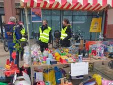 Meer dan 2000 cadeaus voor sintactie Rotary Gorinchem-Merwede