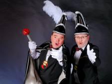 Prins Edwin en adjudant Laurens bij CV De Valappels in Beuningen