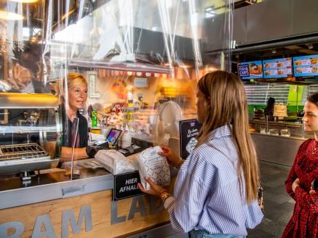 Markthal maandag weer helemaal open: 'Ondernemers staan te popelen'