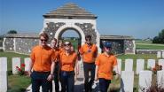 Herdenkingsgidsen opnieuw aan de slag op Tyne Cot Cemetery