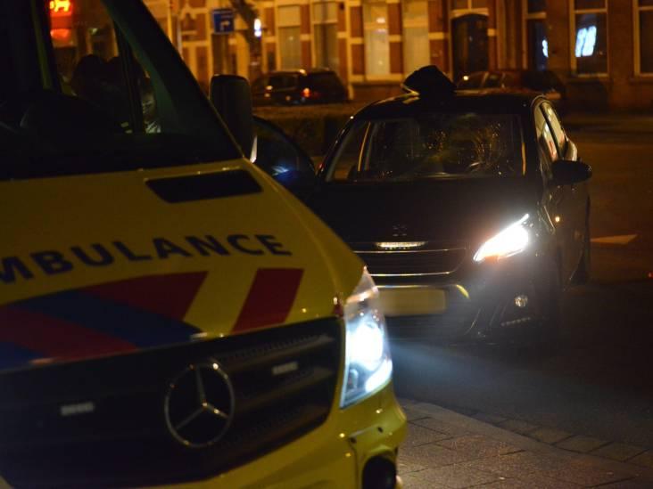 Fietsster aangereden op kruising Sophiastraat en Boschstraat in Breda
