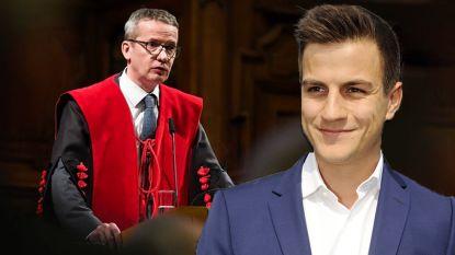"""KU Leuven zet deur op een kier voor Dries Van Langenhove: """"Iedereen verdient tweede kans"""""""