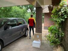Wehkamp laat pakket bezorgen 'op een afgesproken plek rond het huis'