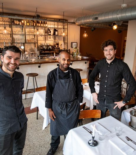 Trio van eetcafé Glaswerk neemt 'buurman' Klinkklaar in 'Oost' erbij