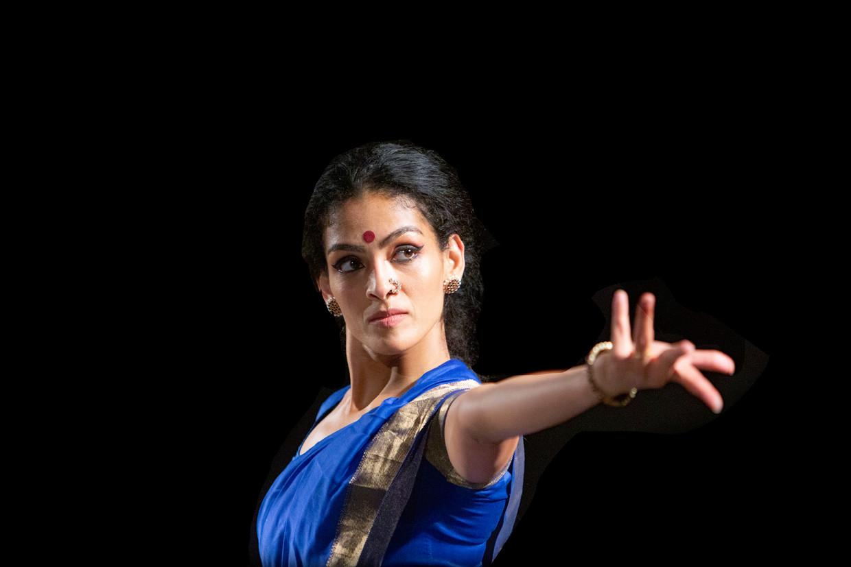 Rukmini Vijayakumar groeide in het Indiase Bangalore op met dans.