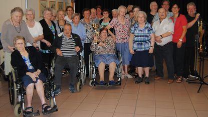Sint-Vincentius winnen tornooi onder rusthuizen