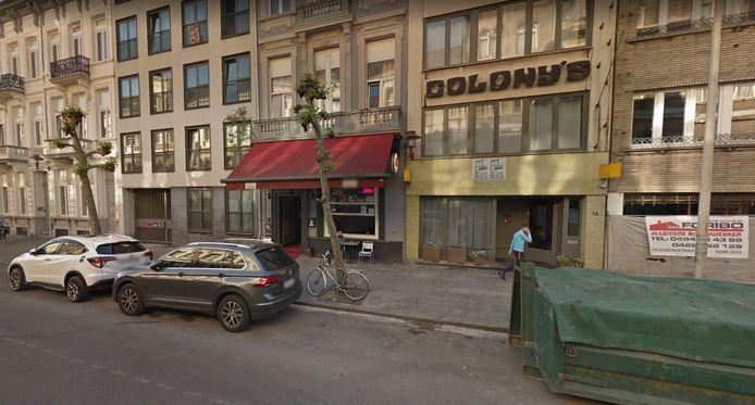 De steekpartij vond op 6 juli plaats ter hoogte van café Bij Colony.