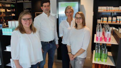 Apotheek Dedeyne vernieuwd: alle modernste snufjes in nieuwe dorpsapotheek Ursel