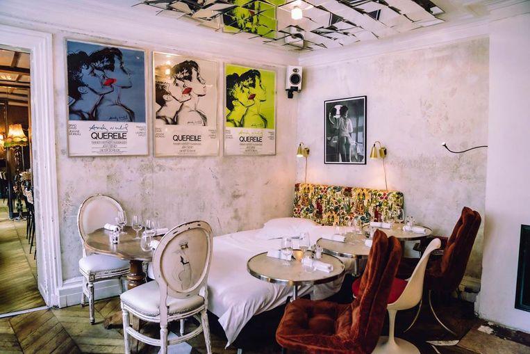 null Beeld Restaurant Le Derriere