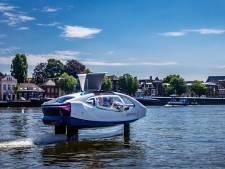 'Vliegende watertaxi mooie aanvulling op onze plannen in Alblasserdam'