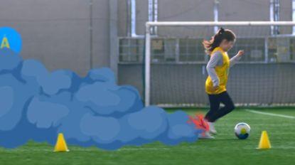 KBVB roept hulp in van Disney om meisjes aan het voetballen te krijgen