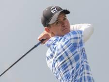 Golfer Huizing begint uitstekend bij Oman Open, Luiten in middenmoot