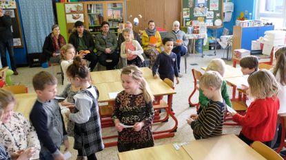 Ouders ontdekken de coöperatieve leerwerkvormen van De Notelaar