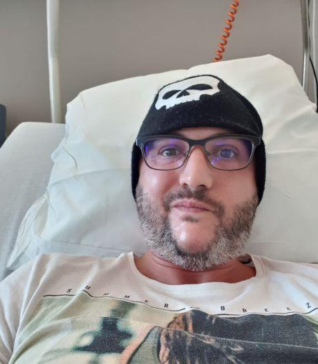 Benny (34) door vriend in coma geslagen tijdens huwelijksfeest: 'Leven totaal veranderd'