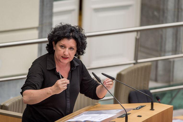 Vlaams minister van Energie, Annemie Turtelboom.