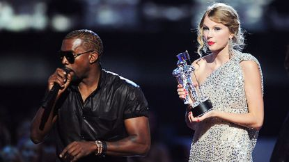 Taylor Swift deelt dagboekfragment over incident met Kanye West