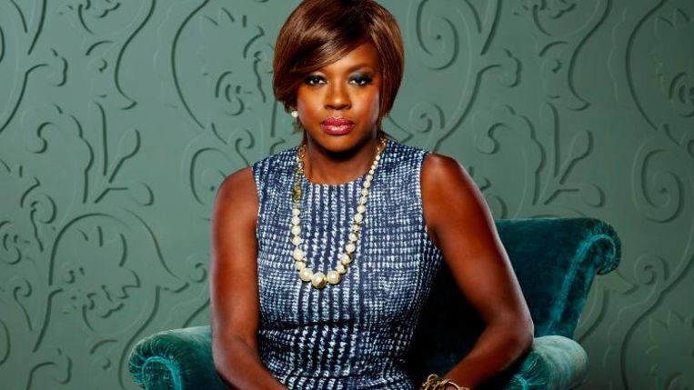 Viola Davis als Annalise Keating in 'How to get away with murder'
