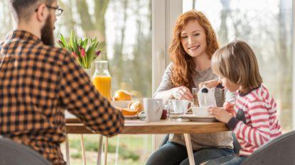 Het ontbijt: een genietmoment voor het hele gezin